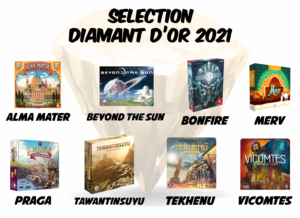 sélection ddor 2021