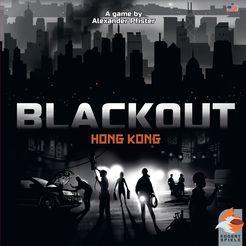 Blackout Hong-Kong